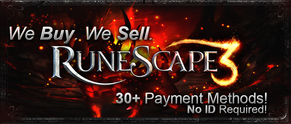Cheap RuneScape 3 Gold